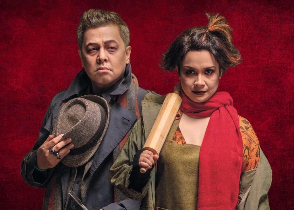 Singapore Repertory Theatre: Sweeney Todd