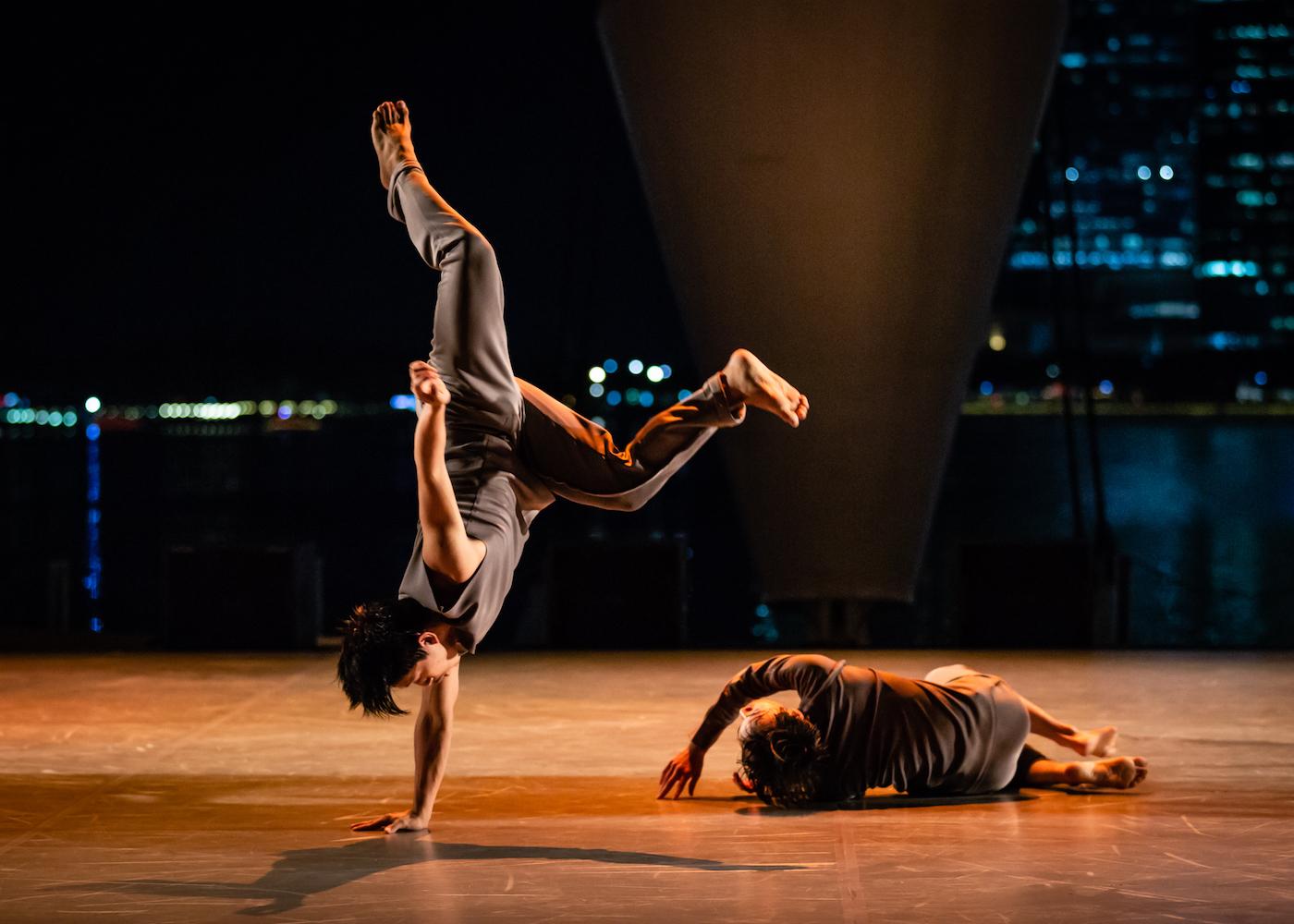 Dance Company dancers