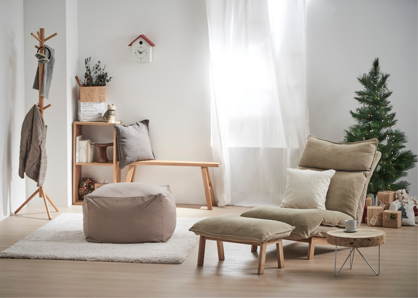 Enjoyable Christmas At Muji Is About That Simple Touch Honeycombers Evergreenethics Interior Chair Design Evergreenethicsorg