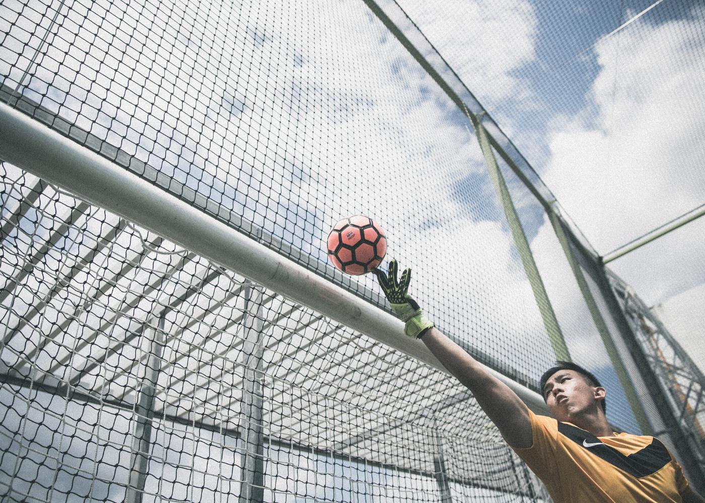 Photography: Stranger Soccer