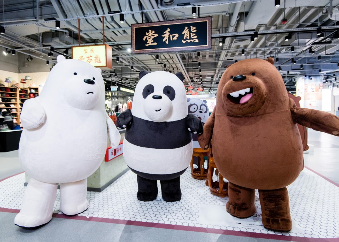 Adorable alert: We Bare Bears are spending Christmas at City Square Mall with an unmissable world premiere and more