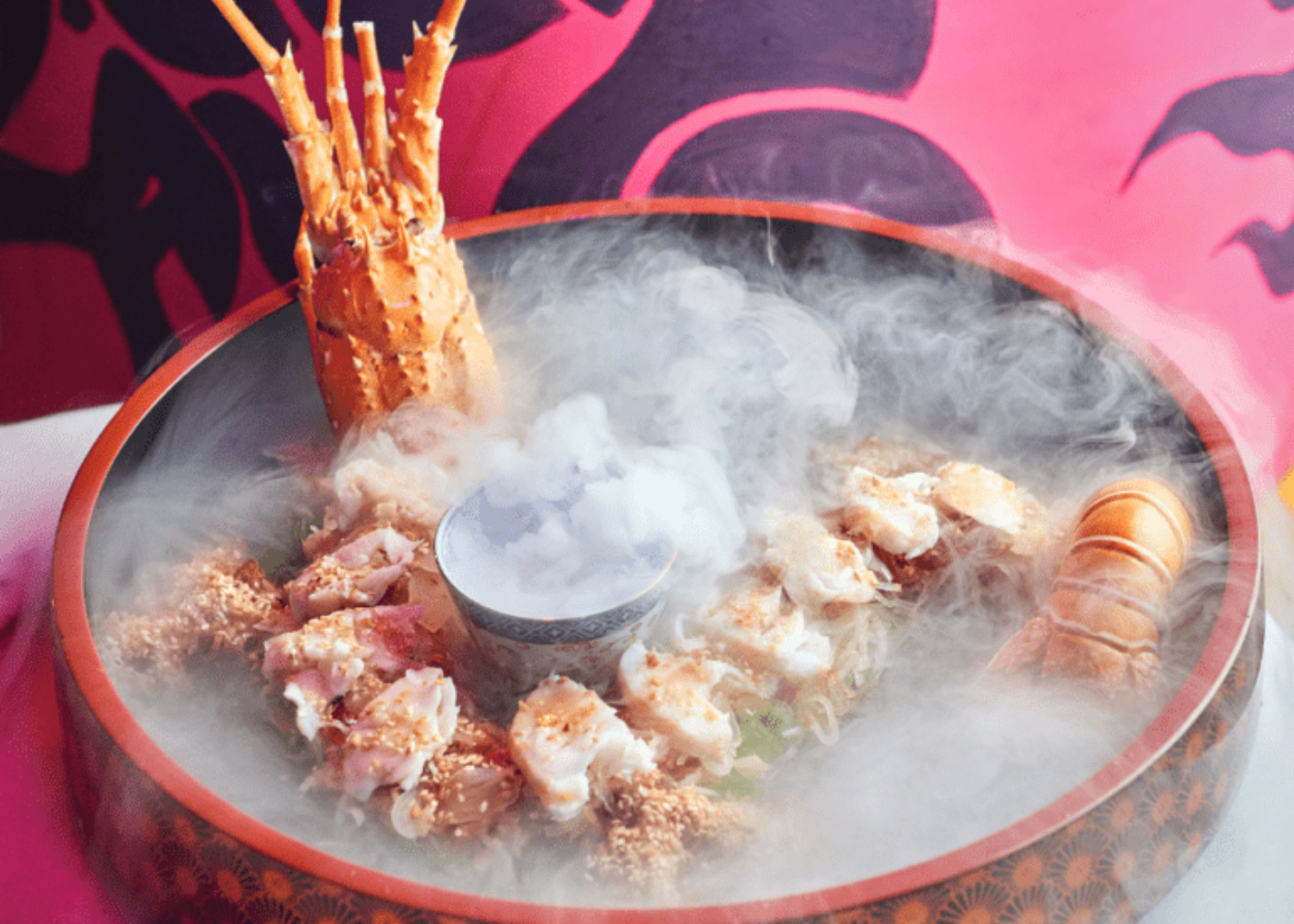 Put a spin on tradition this CNY at the Dragon Chamber