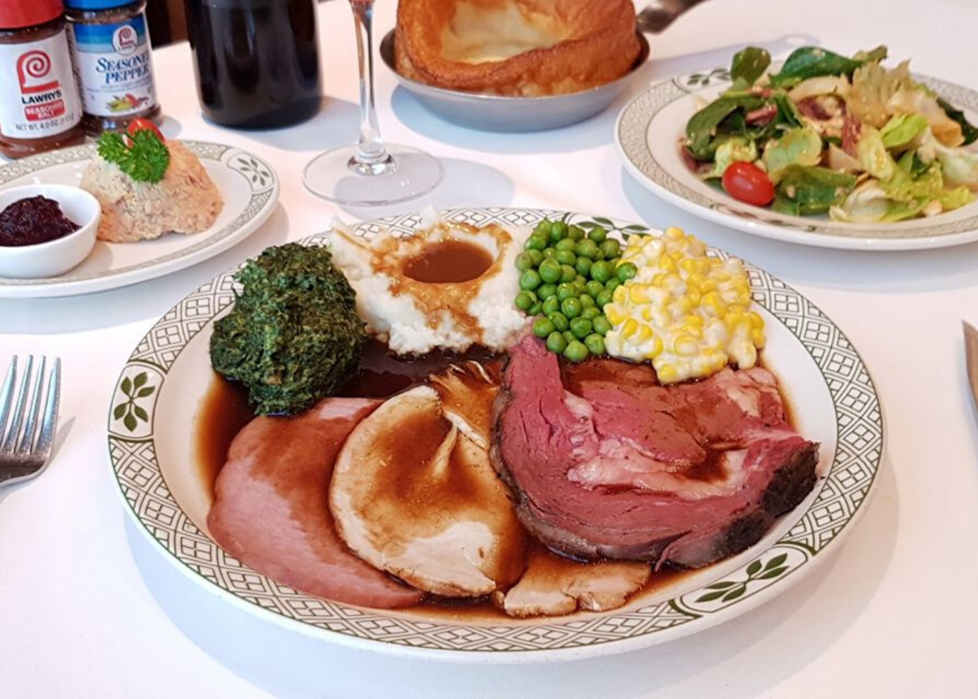 Photography: Lawry's The Prime Rib