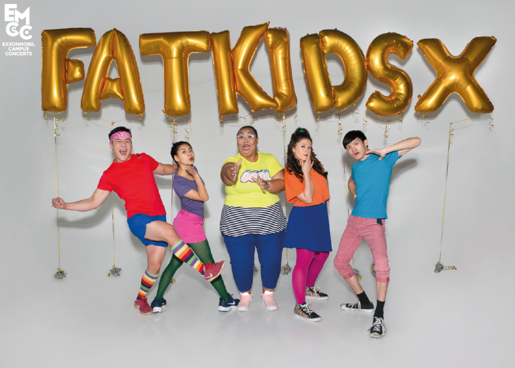ExxonMobil Campus Concerts: Fat Kids Are Harder To Kidnap