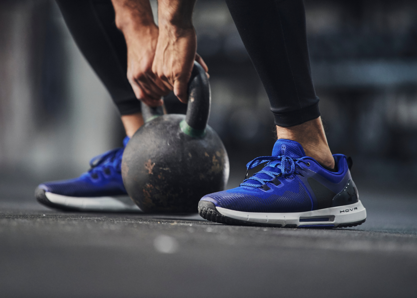 Starting a new HIIT or cardio workout? The #UAHOVR Rise will see you through every interval