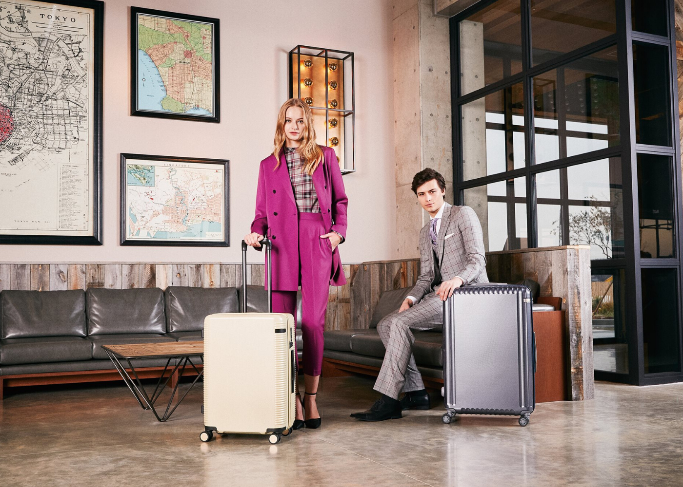 Ace | Luggage brands to shop at in Singapore