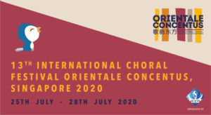 13th International Choral Festival Orientale Concentus