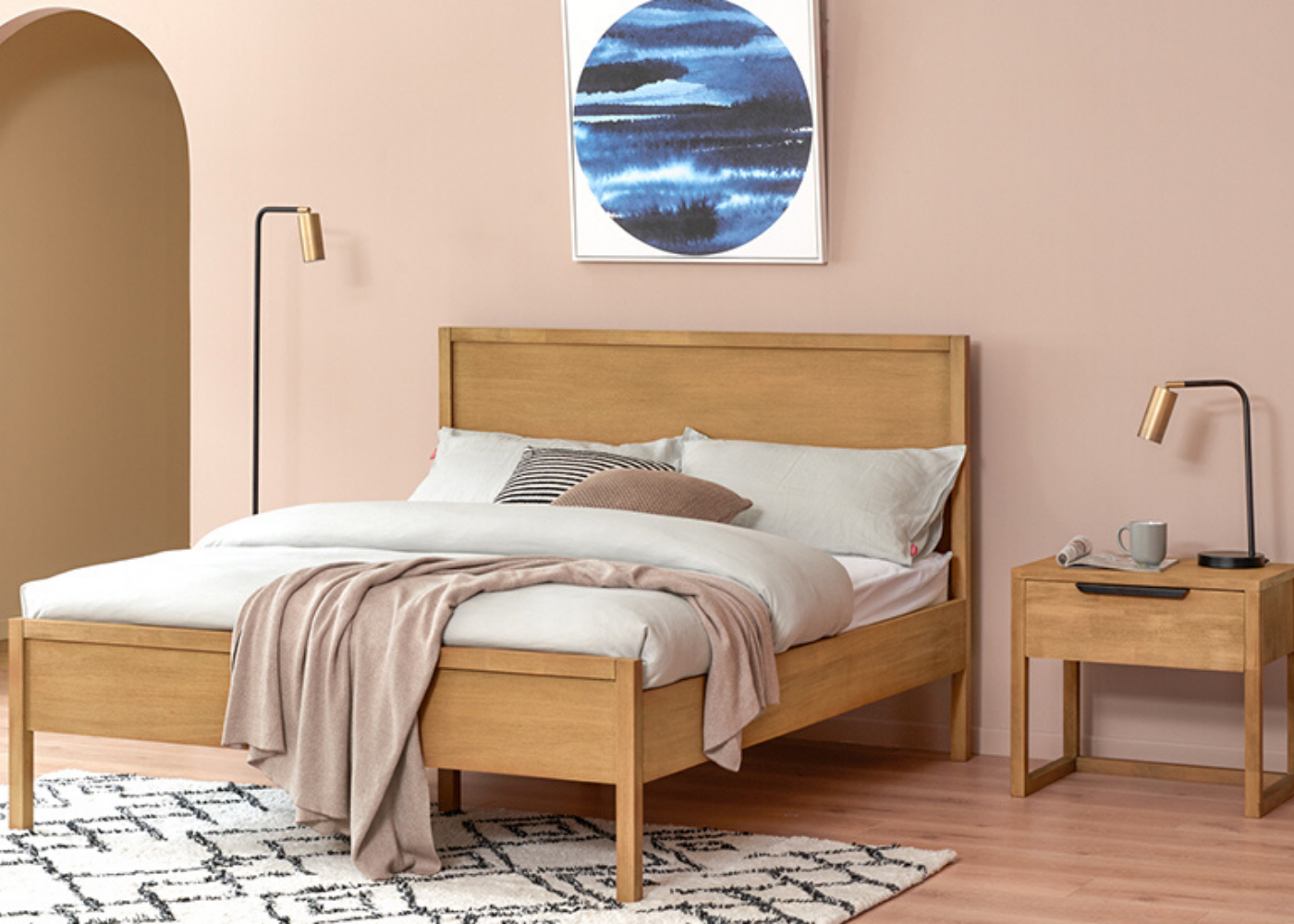 Spruce up your pad with refreshing, accessible and functional furniture from Castlery