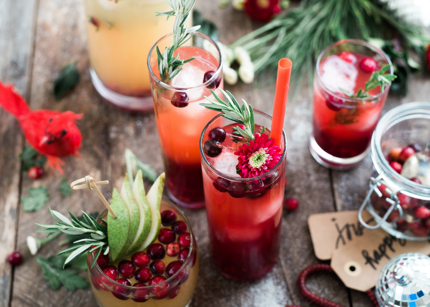 Christmas spirits: 8 boozy cocktails from Singapore's best bars to fuel your nights