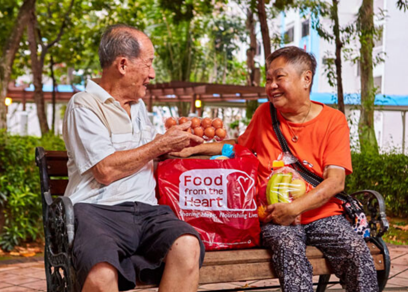 Food from the Heart | #ShopeeGivesBack 2019