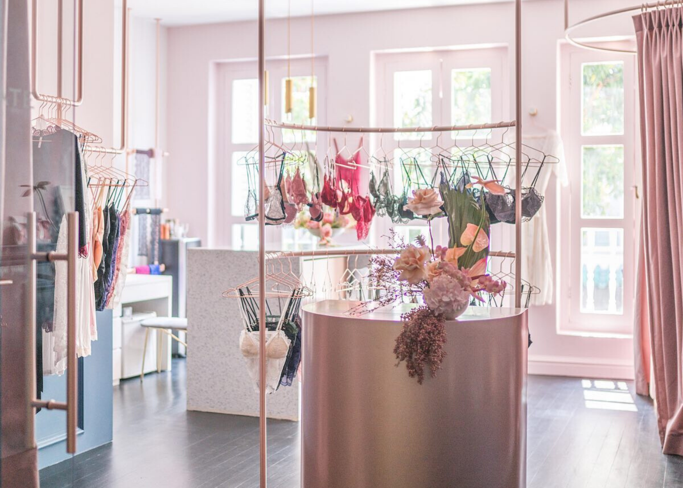 Lingerie stores in Singapore: Perk by Kate