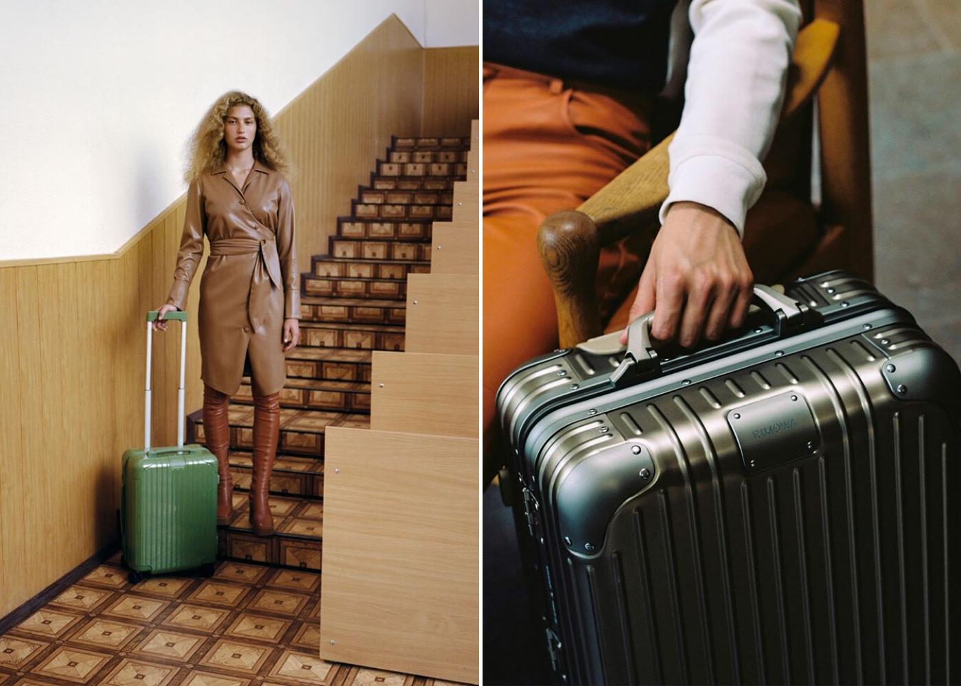 Rimova luggage brands