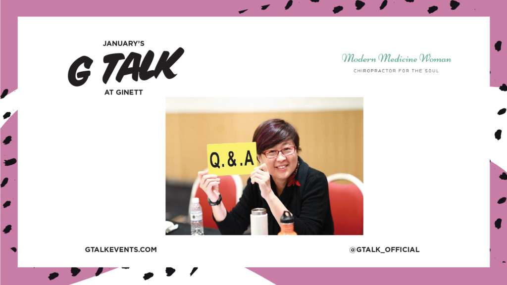 G Talk Singapore: From an Addict to a Life Coach