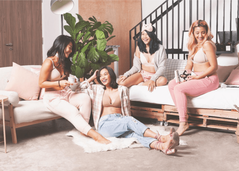 All the underthings: Lingerie stores for bras, underwear and intimates