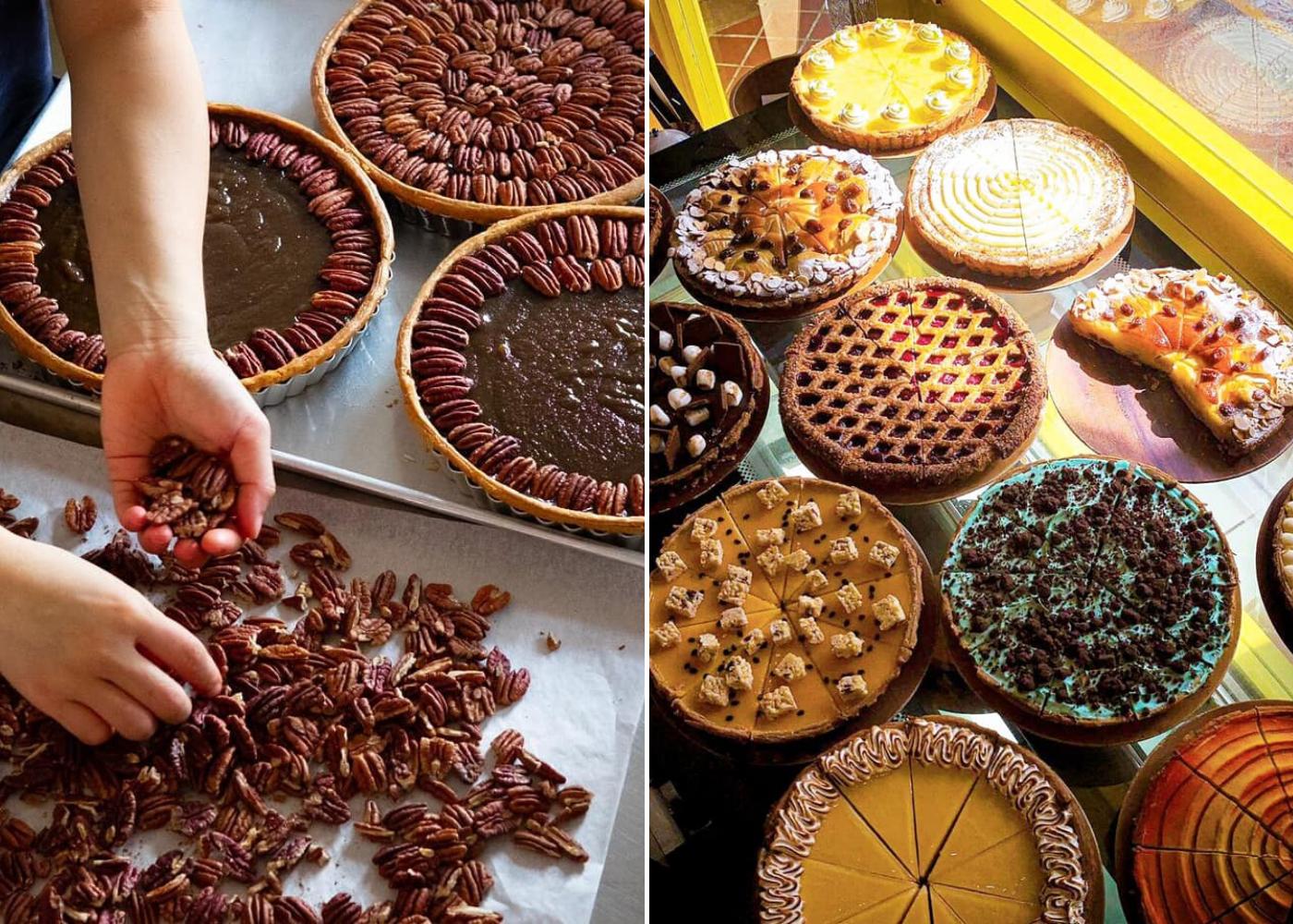 Windowsill-Pies