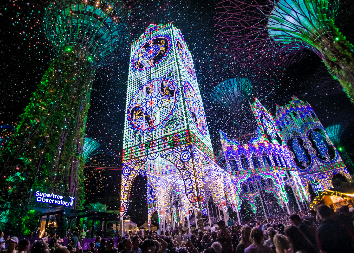 Ring in the holiday magic at Christmas Wonderland for all the festive feels