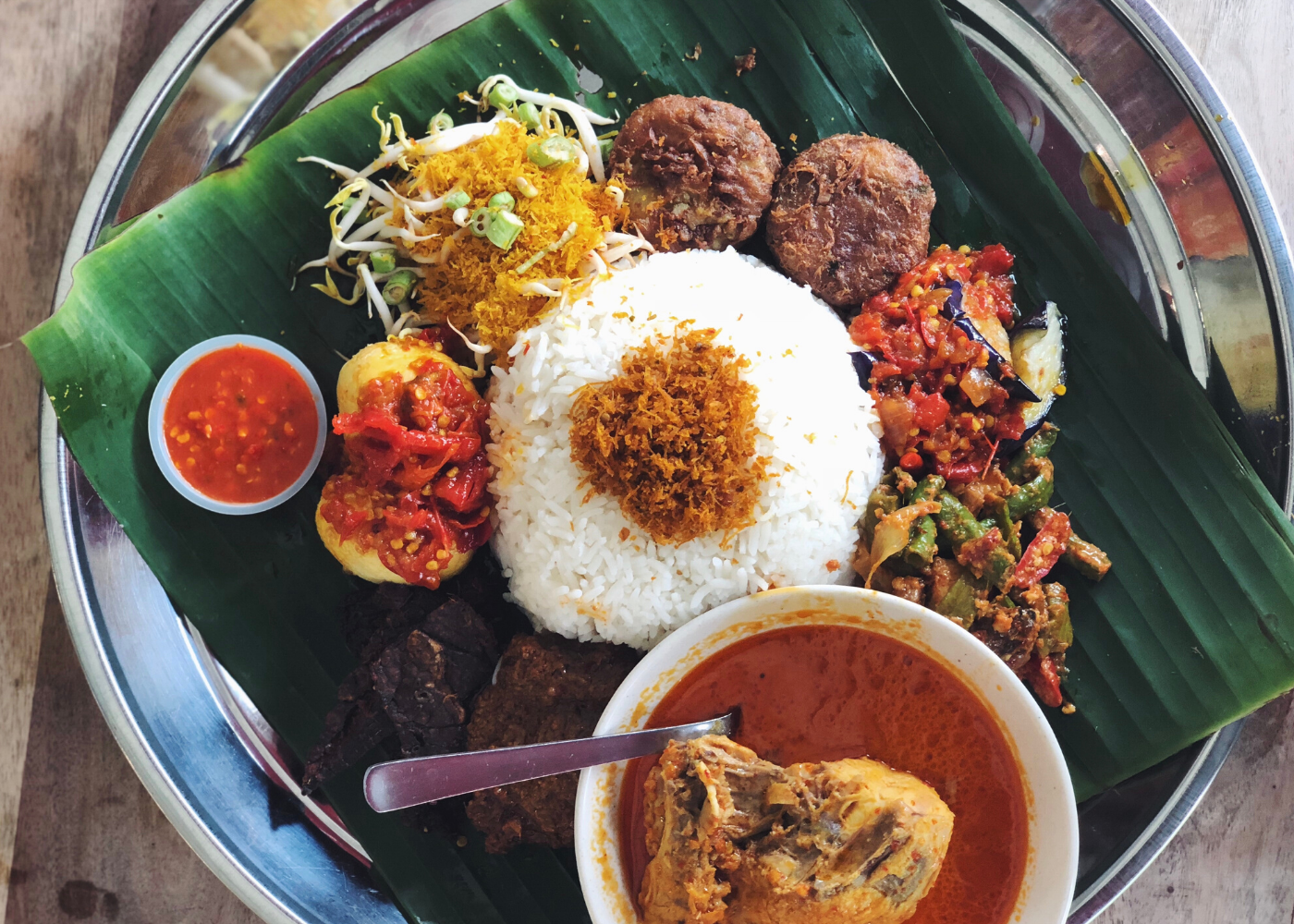 Nasi ambeng in Singapore: Where to get this hearty communal dish
