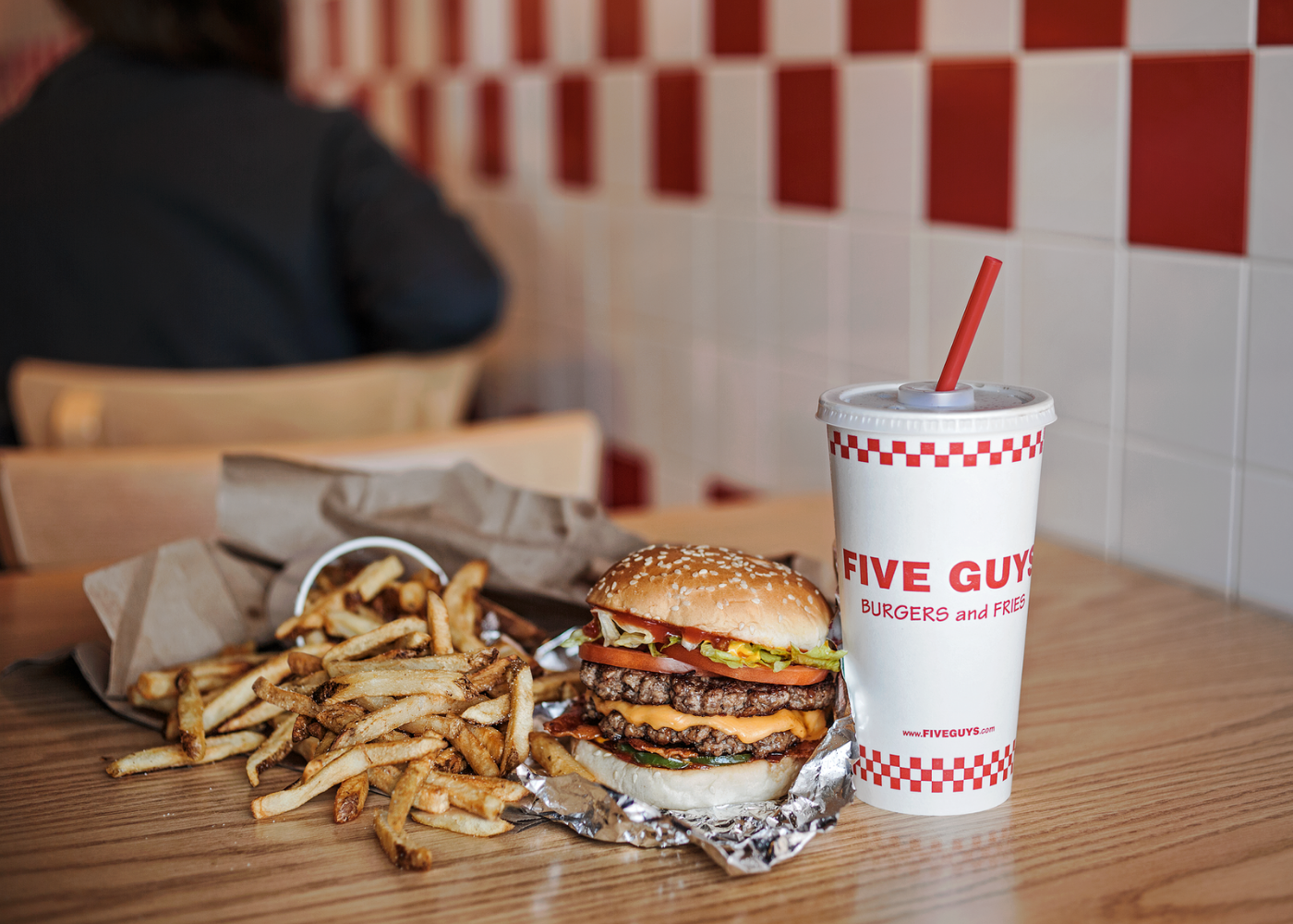Image result for five guys
