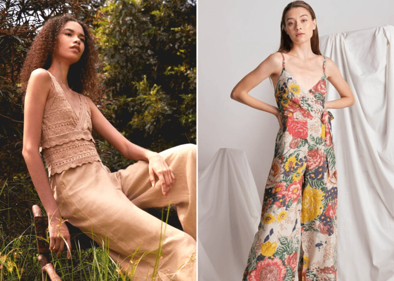 CNY outfit ideas for 2020 that aren't red: Botanical prints, neutral fits and Peranakan inspirations