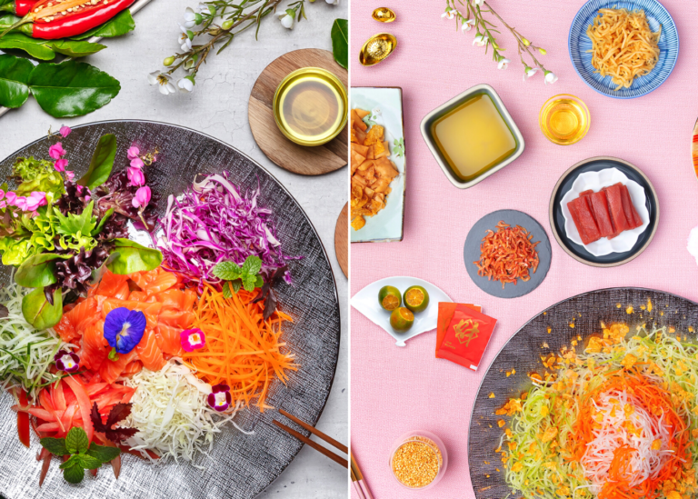 Not your usual lo hei: 6 unique yu shengs to toss for a prosperous CNY 2020