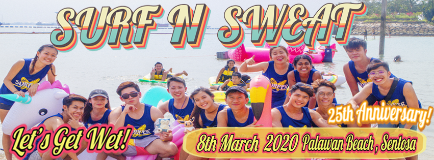 Surf N Sweat 2020