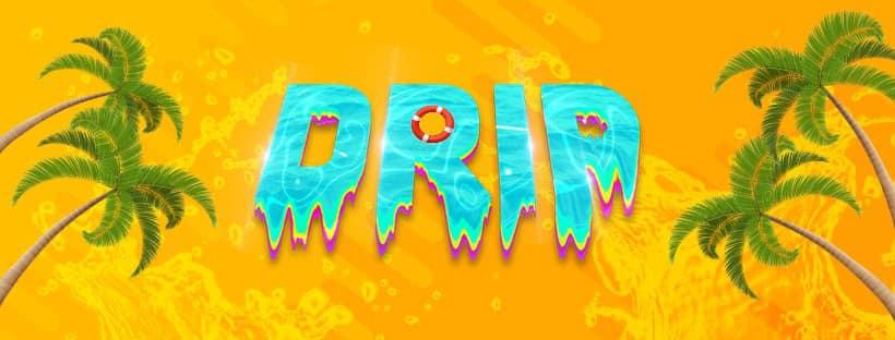 Drip Pool Party V3 at Bar Canary