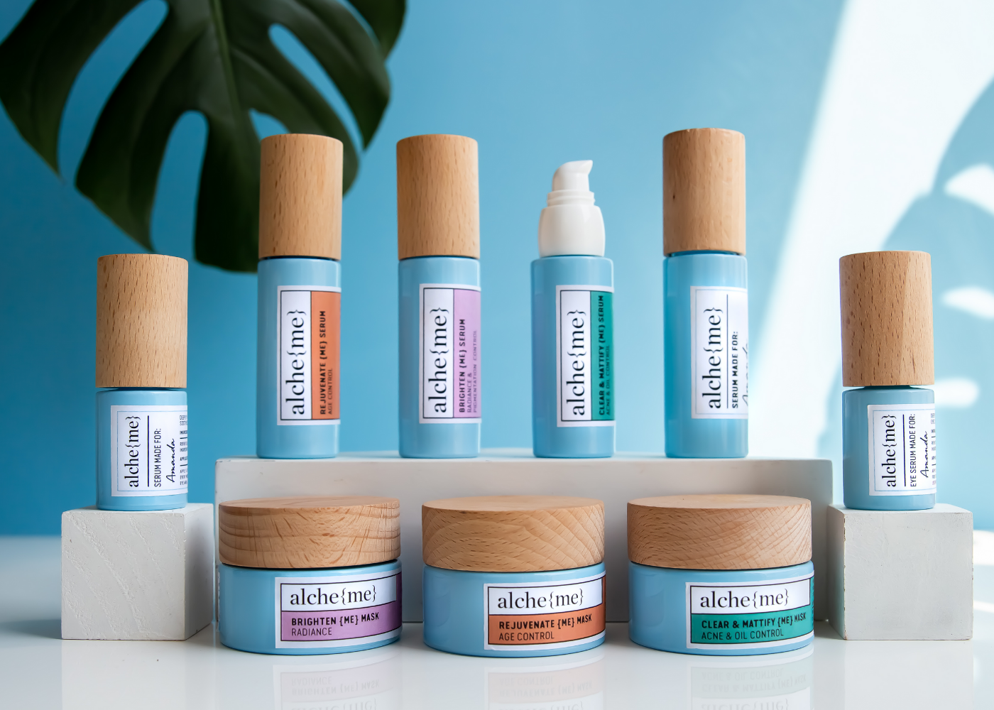Clean skincare brand Alche(me) introduces new environmentally-friendly packaging | best beauty buys 2020