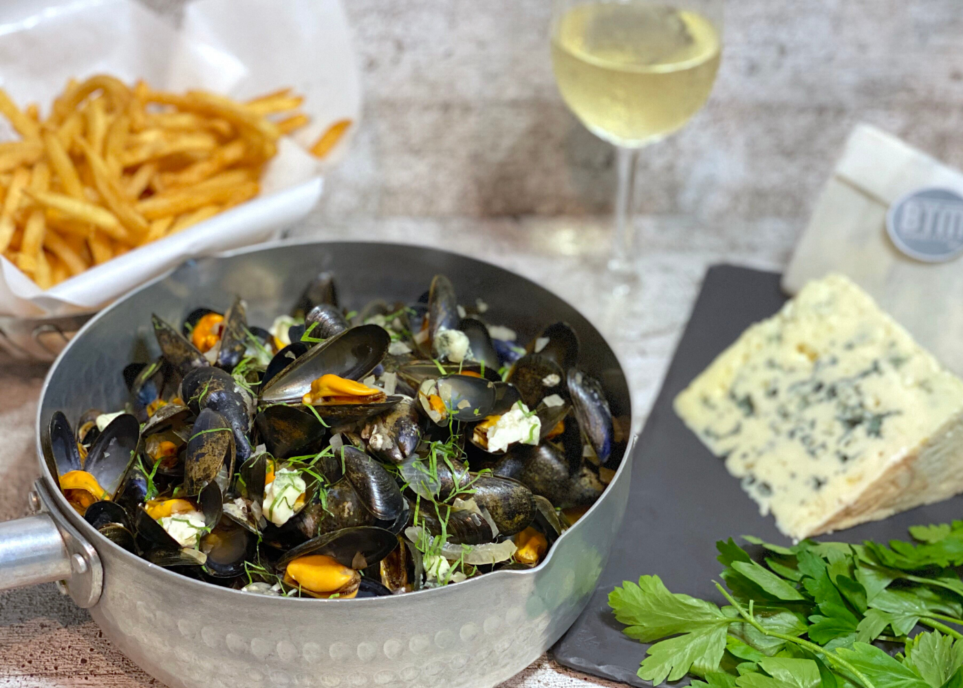 BTM Mussels & Bar | Hot New Restaurants in January 2020