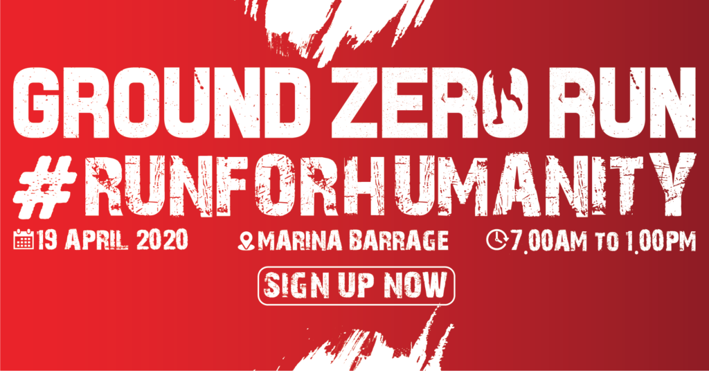 Ground Zero Run For Humanity 2020