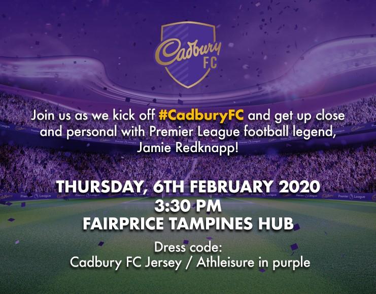 Buy & Win! with Cadbury
