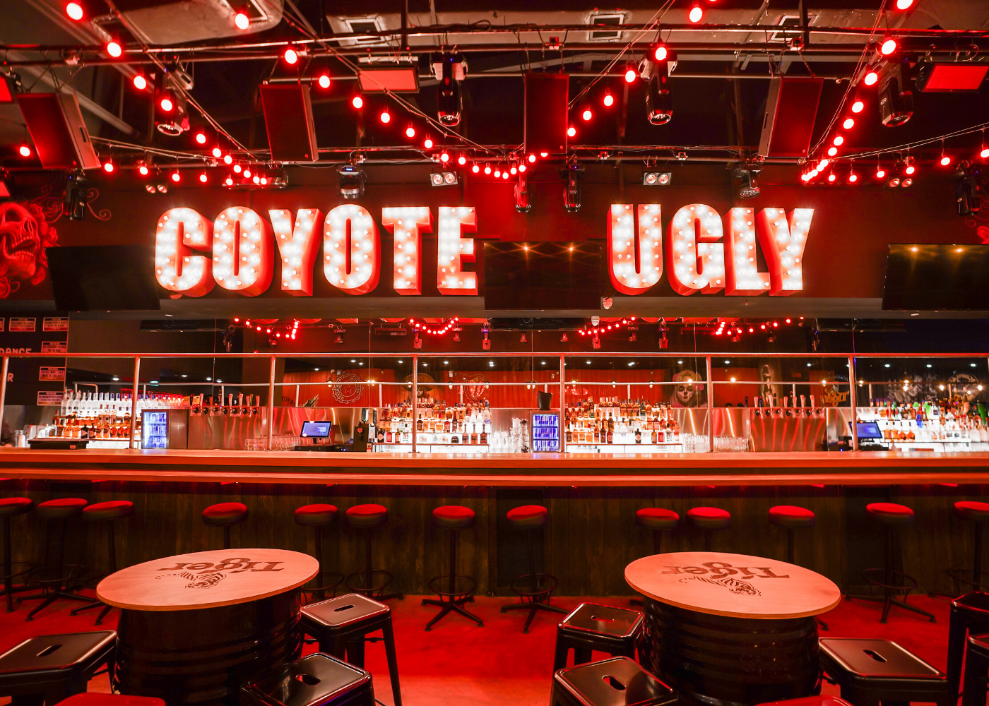 Hot New Bars & Tipples in January 2020: Coyote Ugly Saloon