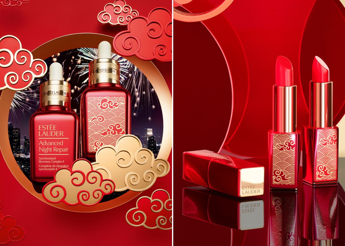 Estee Lauder Limited Edition CNY beauty collection