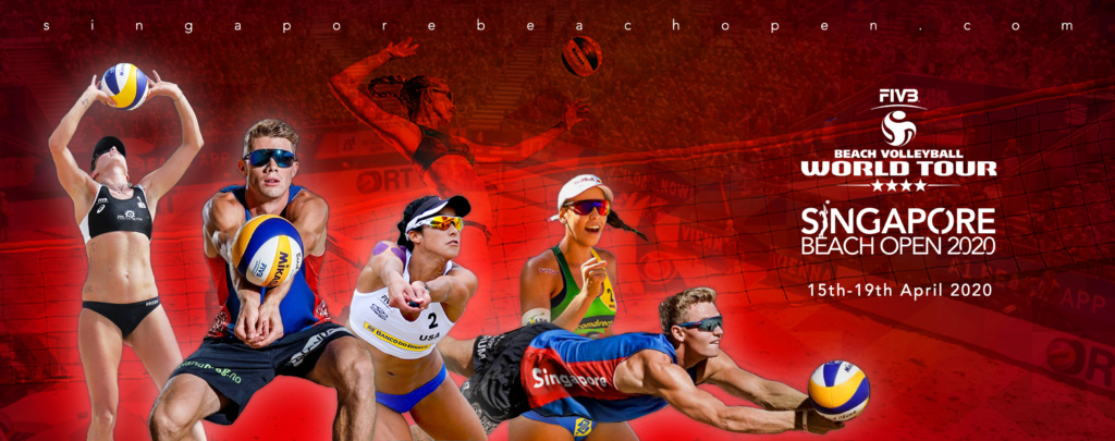 Singapore Beach Open 2020 – 4* FIVB Beach Volleyball World Tour
