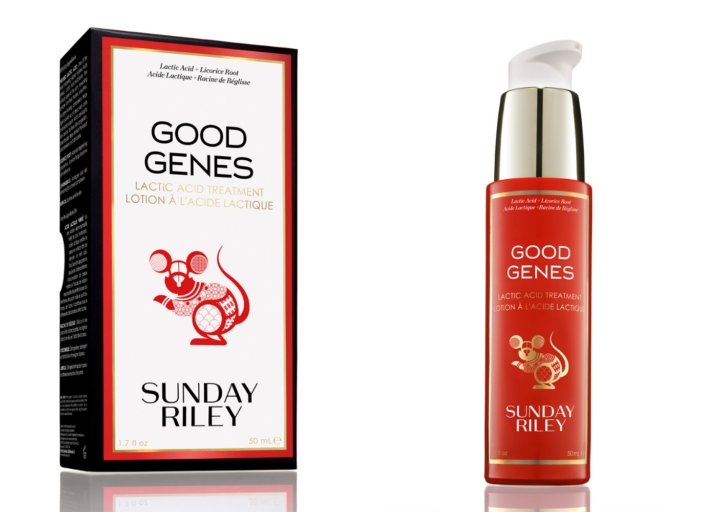 Sunday Riley Good Genes All-In-One Lactic Acid Treatment Lunar New Year
