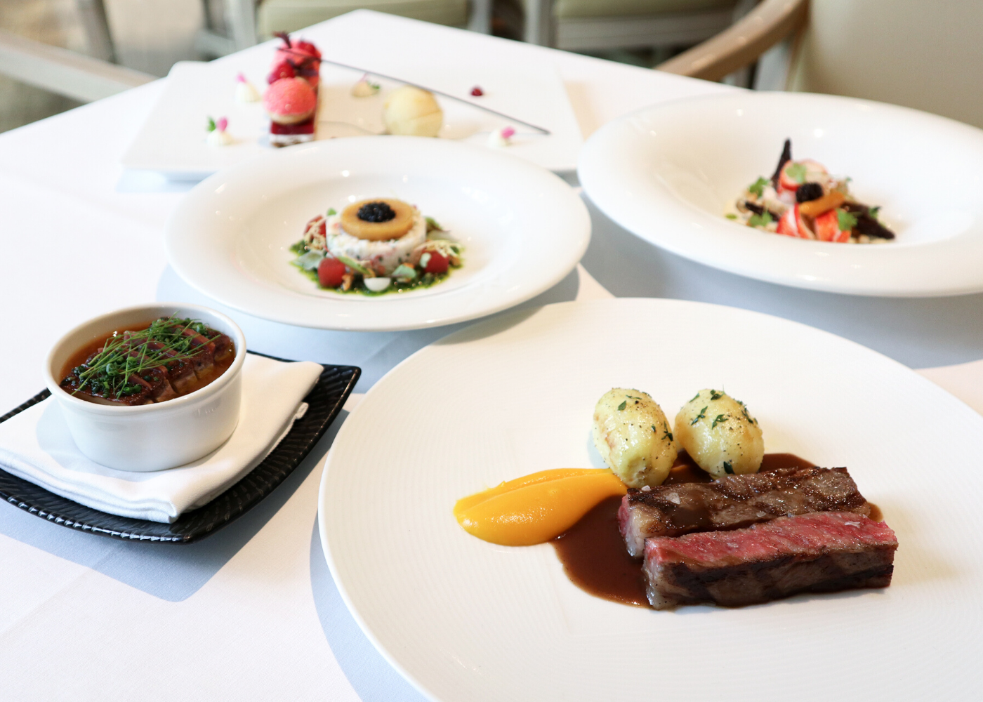 Gordon Grill, Goodwood Park Hotel | Valentine's Day Dinners 2020