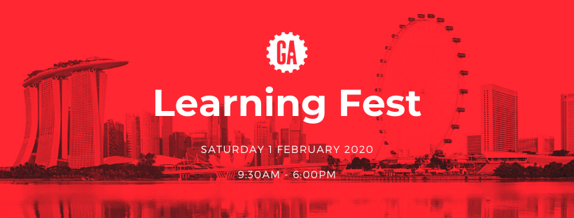 General Assembly's Learning Fest