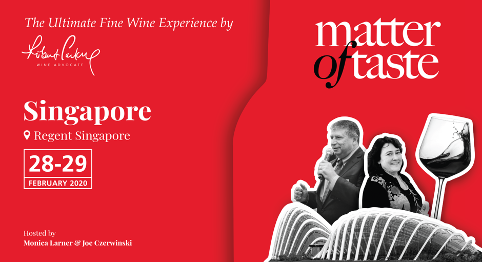 The Wine Advocate's Matter of Taste