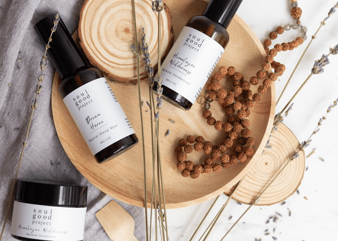 Soul Good Project deodorant spray and balm | February 2020 beauty reviews | Honeycombers Singapore