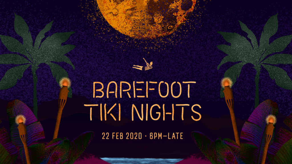 Barefoot Tiki Nights ft. DJs Rushmo, MoOs and JNR