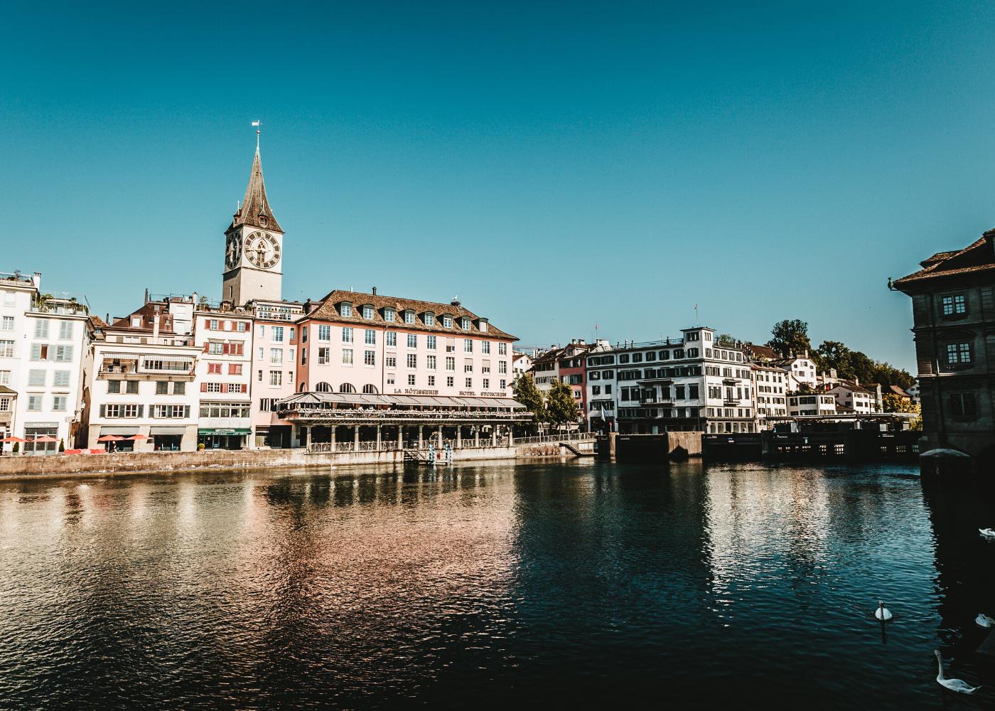 Zurich, Switzerland | Travel destinations in 2020