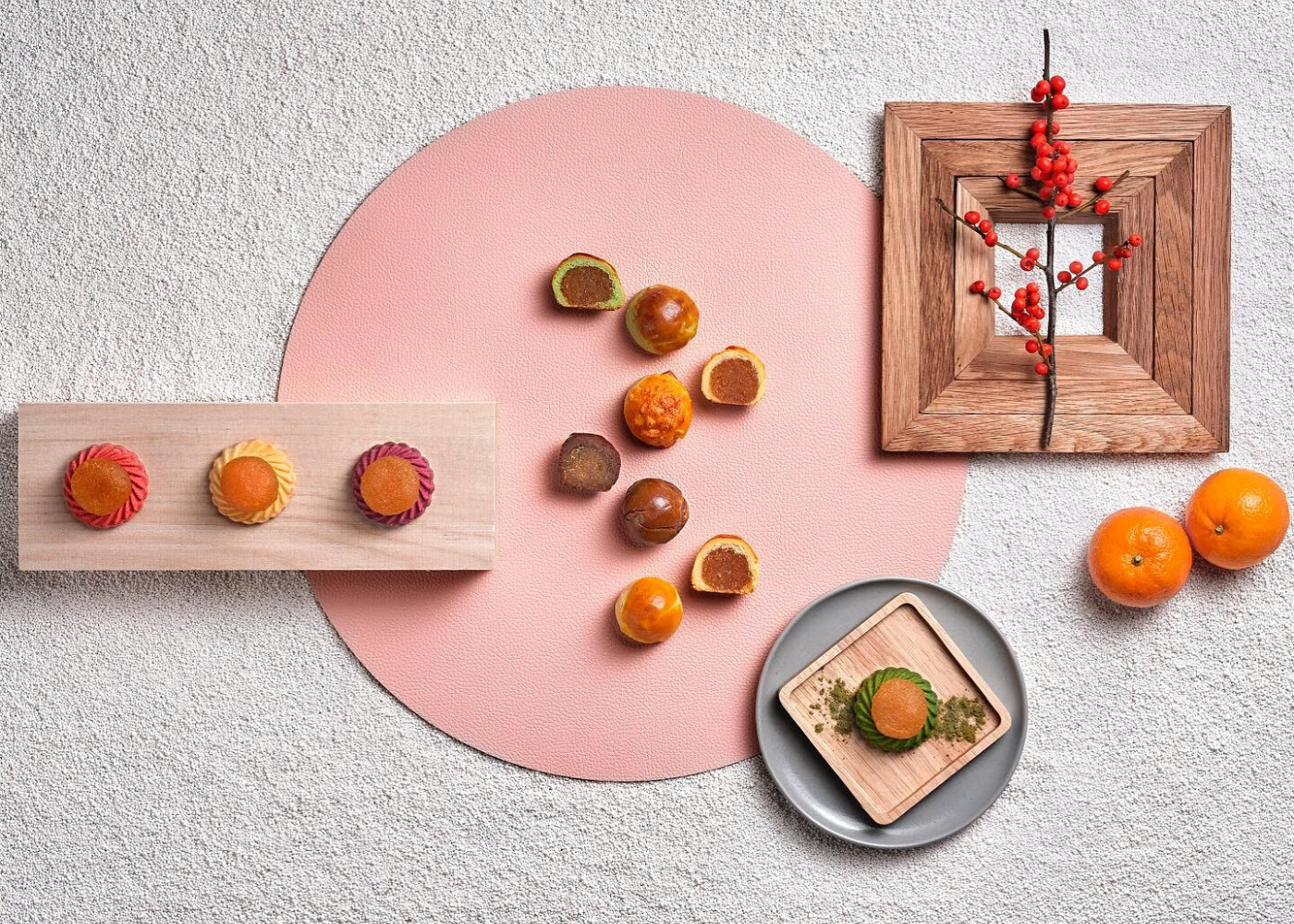 This year, we're ditching the traditional for CNY snacks with unconventional flavours