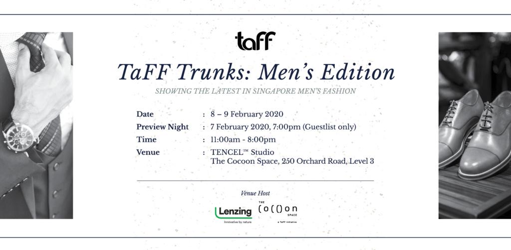 Taff Trunks: Men's Edition