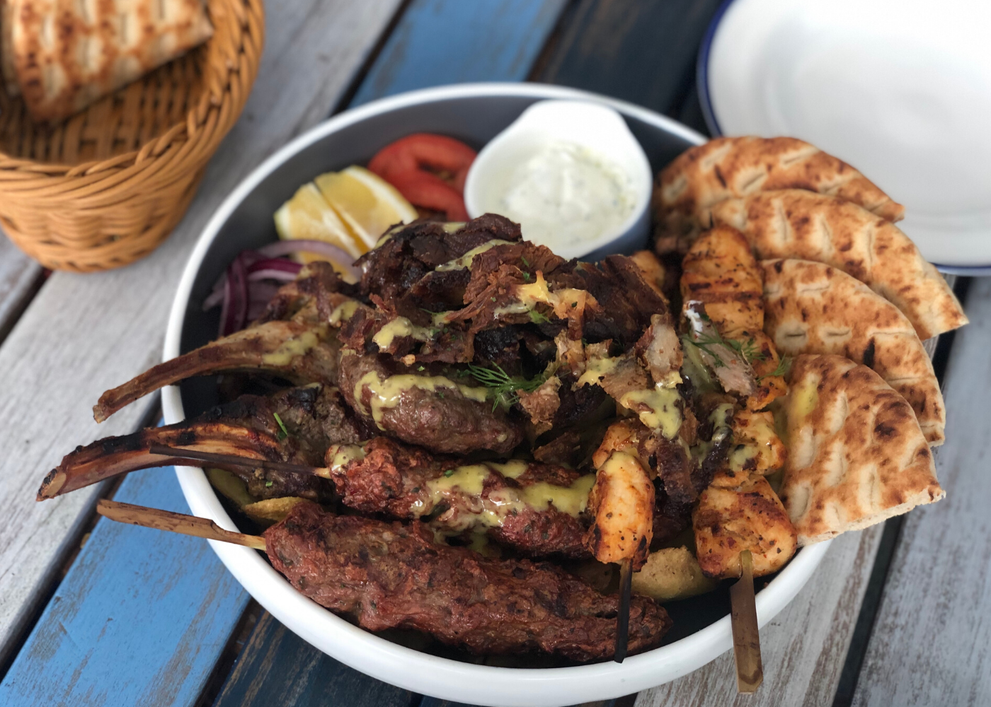 Zorba The Greek Taverna | Hot New Tables: February 2020
