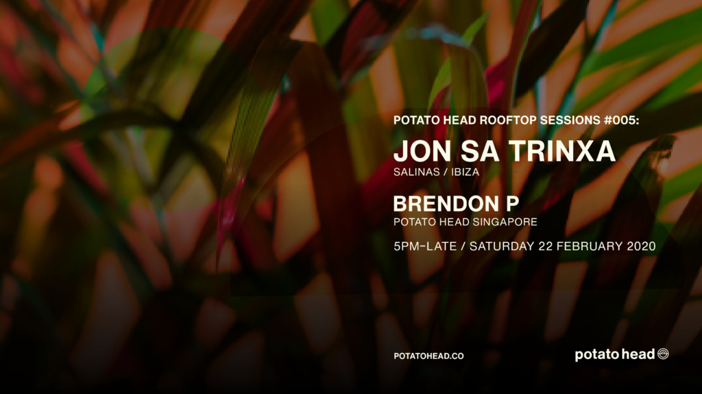 Potato Head Rooftop Sessions #005: Jon Sa Trinxa