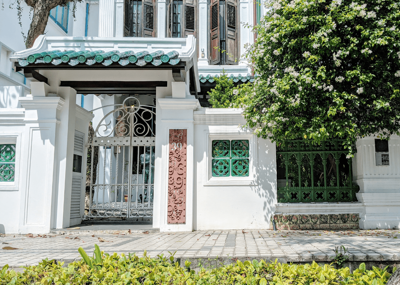 No. 39 Emerald Hill, heritage shophouses in Singapore | Guide to Emerald Hill