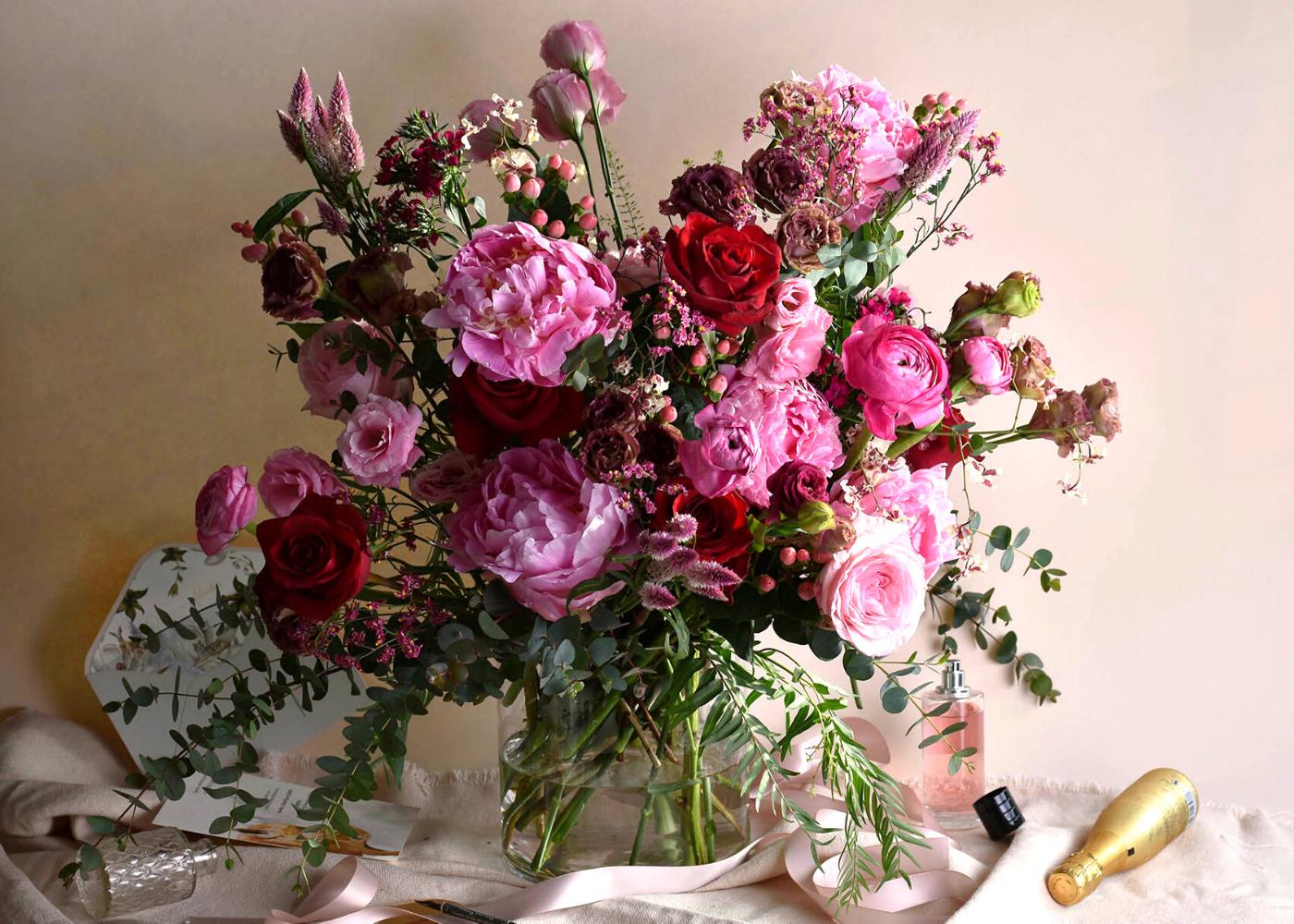 Valentine's Day. Photography: Charlotte Puxley