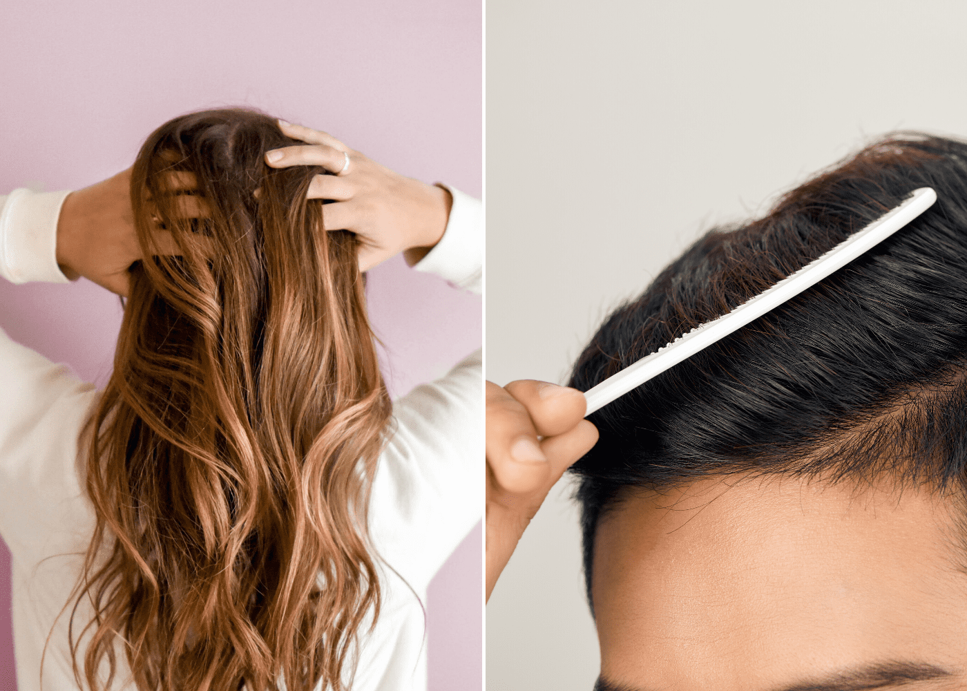 Hair loss, be gone: Why you should try double cleansing and tonic for your scalp