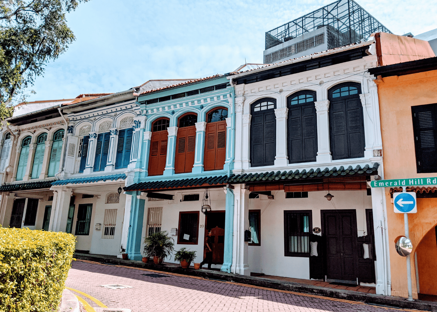 Peek into Orchard Road's past with our guide to the history and heritage of Emerald Hill