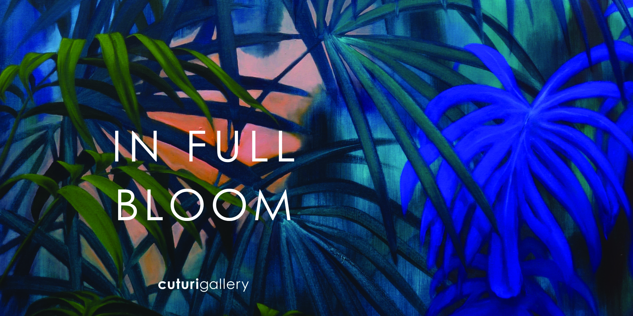In Full Bloom Group Exhibition: 13 artists honouring the figure of the flower in the history of art