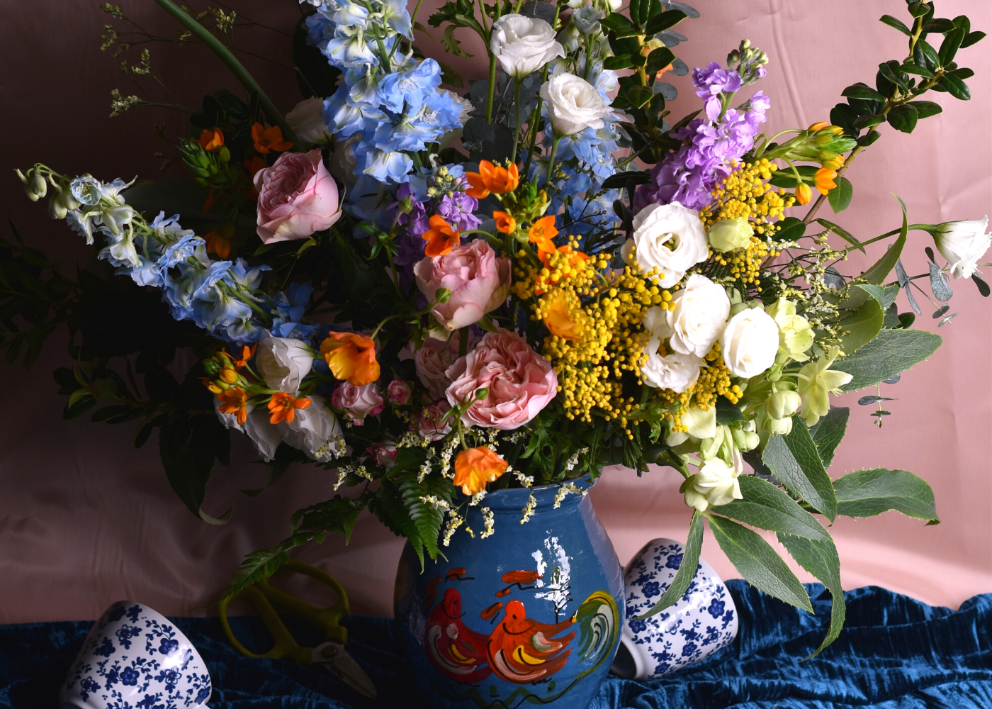 Wild and wonderful: Here's why we're in love with Charlotte Puxley's delightfully bohemian blooms